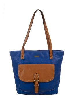 Cartera Azul Amphora Coddy