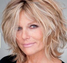 patti hansen love thee messy hair