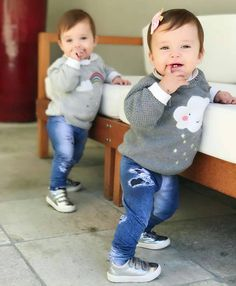 Ideas for baby boy twins ulzzang Cute Baby Twins, Twin Baby Girls, Cute Asian Babies, New Baby Boys, Twin Babies, Baby Kids, Boy Girl Twins, Twin Baby Photos, Reborn Toddler Dolls