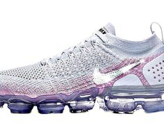 Women's Swarovksi Nike Air VaporMax Flyknit 2 + Crystals - White/Pink ~ Nike Swarovski ~ Blinged Out Mother Day Gifts, Gifts For Mom, Pink Nikes, Perfect Gift For Mom, Glam Makeup, Mom Birthday, Nike Air Vapormax, Bad Hair, Fashion Design
