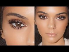This Kendall Jenner–Inspired Makeup Tutorial Is SO Pretty | Byrdie