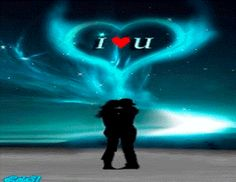 I love you gif Beautiful Love, Love Is Sweet, Cute Love, My Love, Foto Gif, Love You Gif, Gif Animé, Hug Gif, Animated Gif