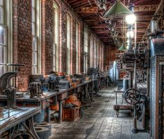 Armington & Sims Machine Shop by James Howe on 500px
