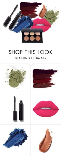 Unbenannt #69 by ahfac on Polyvore featuring Mode, Serge Lutens, Chanel and Lime Crime