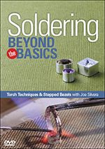 DVD - watch soldering techniques in action! $19.99
