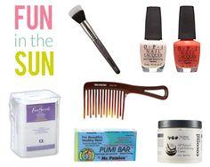 Summer must-haves. #sallybeauty #ad @sallybeauty