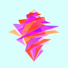 """Facets-Geometric Shapes-Abstract Art. Find more on the """"Facets - An Abstract type of art"""" board."""