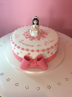 #cakedesign #tortestorte #torte #cake #cerimonie #comunione #cresima