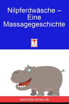 Massage stories for children: hippopotamus in the zoo - Baby Love Kids And Parenting, Parenting Hacks, In The Zoo, Easy Art Projects, Baby Massage, Yoga For Kids, Stories For Kids, Raising Kids, Child Development
