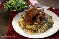Πασχαλιάτικο Χαλκιδικής I Want To Eat, Greek Recipes, Fried Rice, Grains, Cooking Recipes, Ethnic Recipes, Food, Red Peppers, Chef Recipes