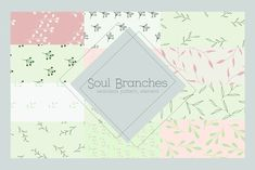 Soul Branches by Lovoos on @creativemarket