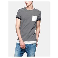 T-shirt, Stripe tee - The Sting