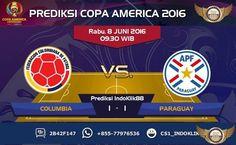 Prediksi Copa America 2016 Grup A Colombia VS Costa Rica akan berlangsung pada tanggal 8 Juni 2016 jam 09.30 Waktu Indonesia Bagian Barat pada stadion Rose Bowl kota Pasa dena, California. Colombia…