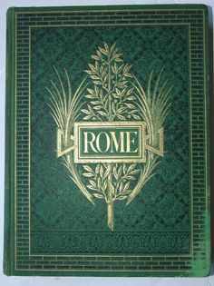 Rome, Francis Wey, 1875, 345 engravings of 19th century Rome in Books, Comics & Magazines, Antiquarian & Collectable | eBay