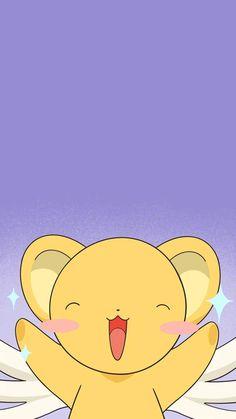 Cute Anime Wallpaper, Cute Cartoon Wallpapers, Animes Wallpapers, Iphone Wallpaper, Mobile Wallpaper, Kero Sakura, Cardcaptor Sakura, Sakura Card Captors, Gothic Anime