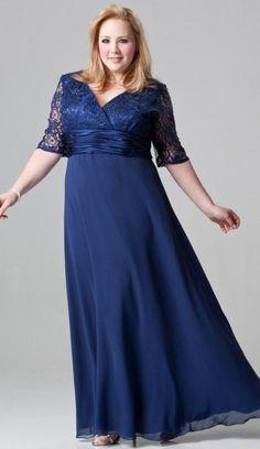 Black Lace Mother of Bride Dress Plus Size Vintage Fashion Evening Dresses Z7053