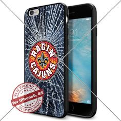WADE CASE Louisiana Ragin Cajuns Logo NCAA Cool Apple iPhone6 6S Case #1249 Black Smartphone Case Cover Collector TPU Rubber [Break] WADE CASE http://www.amazon.com/dp/B017J7JJNA/ref=cm_sw_r_pi_dp_dIlvwb12VNZAY