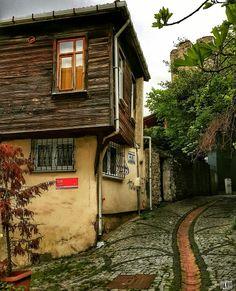 Eski evler - İstanbul