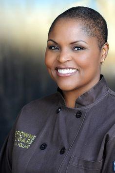 Tonya Holland - Brown Sugar Kitchen and the B-Side BBQ. Oakland, CA