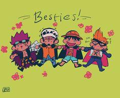 One Piece Funny, One Piece Comic, One Piece Fanart, One Piece Anime, Blade Runner, One Piece Drawing, Manga Games, Anime Love, Besties