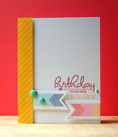 My Paper Secret: Birthday Style
