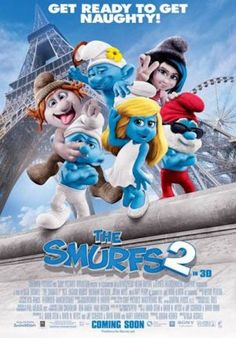 THE SMURFS 2 - Cinema 21