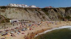 #beach #santacruz #goodweather #onedayonly #greenwater #torresvedras #portugal