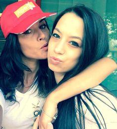 With Gabriela Cristina :*