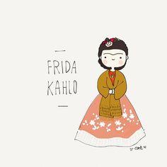 Frida Kahlo.catplusmouse