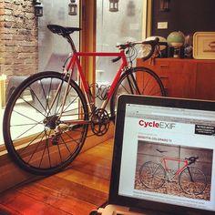 is_____rich (Simon Rich) on Instagram. Serotta titanium bike with Wound Up carbon fiber fork. #woundupfork #woundup #composites #compositeforks #carbonforks #carbonfiber #filamentwound #forkyeah #superforks   #madeinutah #americanforks #madeintheusa #handcrafted #bespokeforks www.woundupcomposites.com