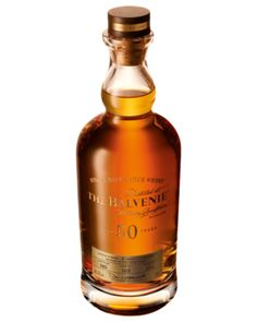 With only 88 bottles produced globally, The Balvenie Fifty is a rare commodity and truly one of the greatest malts crafted by David Stewart. Matured in a European oak sherry hogshead, rarely used today in whisky making. Filled with the newly distilled spirit in 1962, over the following 50 years the spirit slowly matured gaining unsurpassed complexity. The particularly long maturation has created a wonderful fragrant and floral whisky, velvety sweet with a beautifully balanced combination of…
