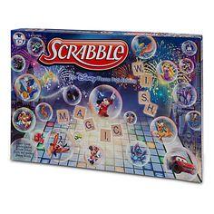 Scrabble - Disney Theme Park Edition