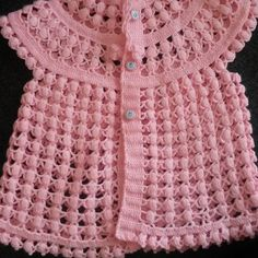 Easy to Crochet I-Cord Tutorial 110 Crochet I Cord, Crochet Stitches, Knit Crochet, Crochet Hats, Knitting For Kids, Baby Knitting Patterns, Baby Patterns, Knit Baby Sweaters, Crochet Baby Clothes