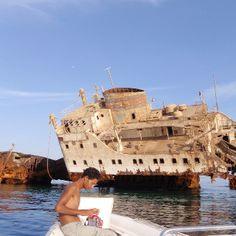 Shipwreck - Sharm (Red sea)