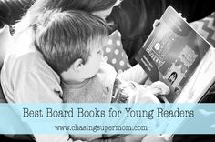 One of the things I most frequently am asked about is book choices for toddlers. Toddlers are ready to transition from wordless books and books with one or two words per page, to books that contain...