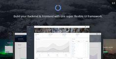 OneUI v1.4 - Bootstrap Admin Dashboard Template + UI Framework + AngularJS  -  http://themekeeper.com/item/site-templates/oneui