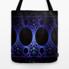India Blue Tote Bag by Fine2art - $22.00