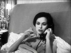 Lucia Bose Chronique d'un amour, Antonioni