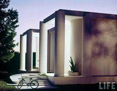 Paul Rudolph. Wallace Residence, Athens, AL. Built: 1964