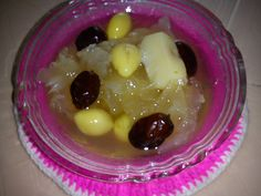 Cooking Pleasure: THERMAL COOKER - GINGKO NUT AND WATERCHESTNUT DESS... Thermal Cooking, Sweet Desserts, Friday, Cooker, Oatmeal, Rolled Oats, The Oatmeal, Overnight Oatmeal