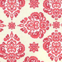 Stout Pattern: Tidings 2 Coral