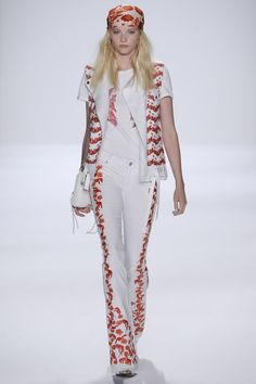 Rebecca Minkoff Spring 2013 Ready-to-Wear Collection Photos - Vogue
