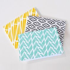 Graphic Design - Graphic Design Ideas  - boho note card set by hello tenfold   Graphic Design Ideas :     – Picture :     – Description  boho note card set by hello tenfold  -Read More –