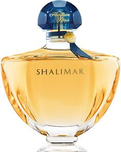 Guerlain Shalimar.......I wore this fragrance for years