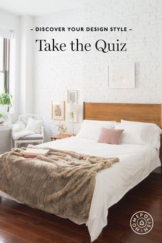 Define your style and start your next design project on the right foot. Click to take our style quiz!
