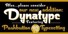 Dynascript™ - Webfont & Desktop font « MyFonts