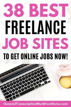 Do you want to make money working from home? Check these 38 best freelance job sites for beginners to find work from home jobs and online jobs. #freelance #jobboards #jobsites #freelancejobsites #freelancejobs #freelancesites #remotejobs #beginners #makemoney #workathomejobs #workfromhome #workonline #sidehustle Online Side Jobs, Online Work, Work From Home Business, Work From Home Moms, Make More Money, Make Money From Home, Freelance Sites, Legitimate Work From Home, Work From Home Opportunities