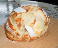 Magic bread: my favorite recipe! - Magic bread: my favorite recipe! – Mom power and co! Hot Dog Recipes, Waffle Recipes, Bread Recipes, Dessert Bread, Dessert Recipes, My Favorite Food, Favorite Recipes, Naan Recipe, Recipe Mom