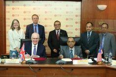 Official Visit by Delegates University of Leeds