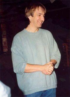 Alan Rickman is Sexy